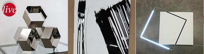 ench res souterraines d art contemporain le magazine des ench res. Black Bedroom Furniture Sets. Home Design Ideas